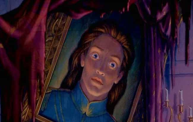 The Portrait Of The Prin... is listed (or ranked) 2 on the list 'Beauty And The Beast' Fan Theories That Just Might Be True