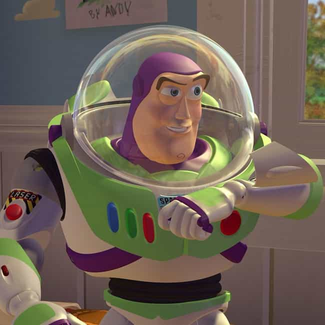 Space Ranger is listed (or ranked) 2 on the list The Best Buzz Lightyear Quotes That Are Out Of This World