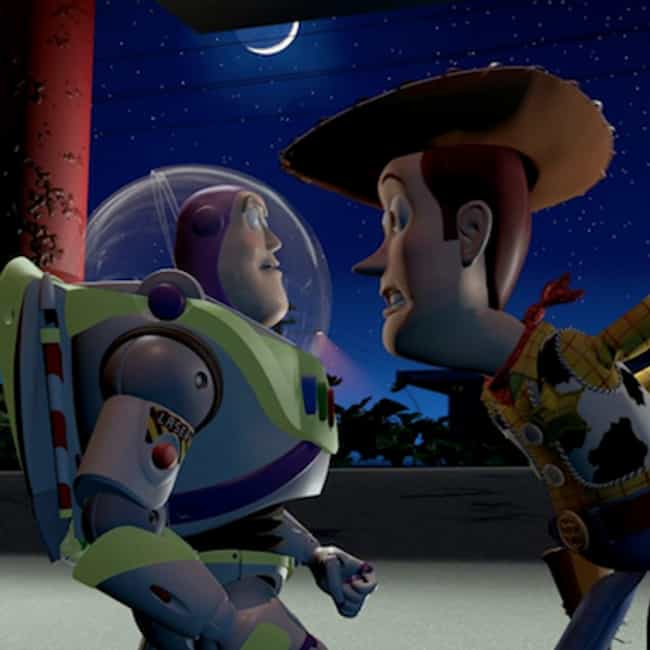 Sad Strange Little Man ... is listed (or ranked) 4 on the list The Best Buzz Lightyear Quotes That Are Out Of This World