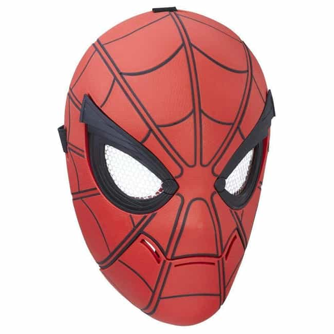Spider-Man: Homecoming Spider ... is listed (or ranked) 2 on the list The Coolest 'Spider-Man: Homecoming' Toys, Gadgets, & Gear