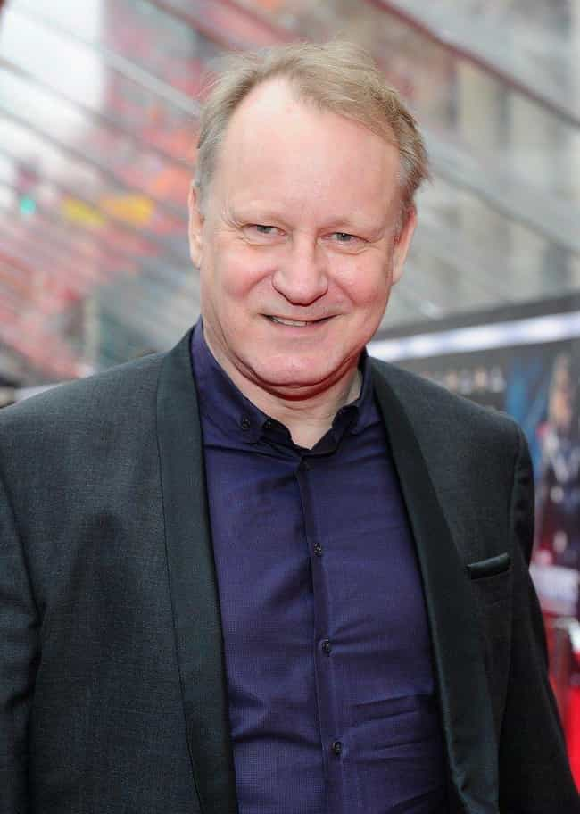 Read More About Stellan Skarsg... is listed (or ranked) 3 on the list The Two Women Who Stole Stellan Skarsgard's Heart