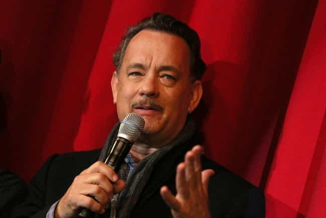 Read More About Tom Hank... is listed (or ranked) 3 on the list The Two Women Who Stole Tom Hanks's Heart