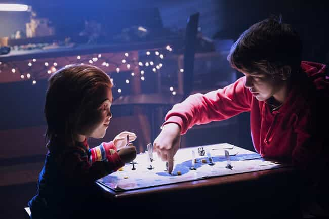 Andy Sup is listed (or ranked) 3 on the list The BestQuotes From'Child's Play' (2019)