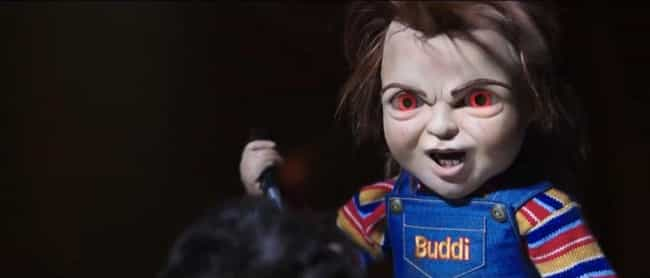 I Was Broken is listed (or ranked) 1 on the list The BestQuotes From'Child's Play' (2019)