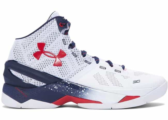 UA Curry 2 is listed (or ranked) 3 on the list The Coolest Stephen Curry Signature Shoes, Ranked