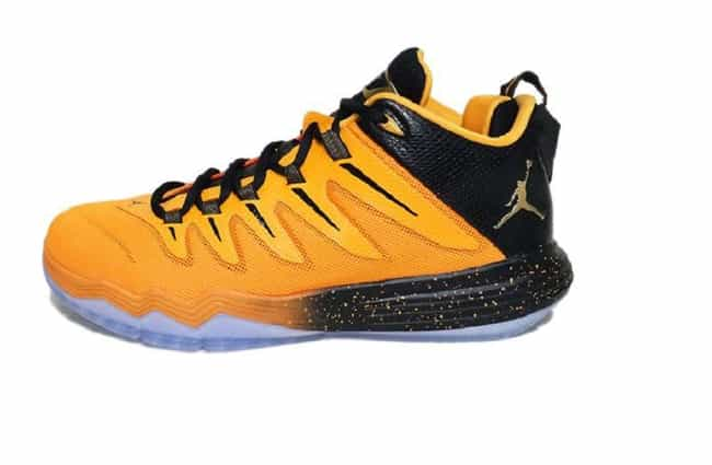 Jordan CP3.IX is listed (or ranked) 3 on the list The Coolest Chris Paul Signature Shoes, Ranked