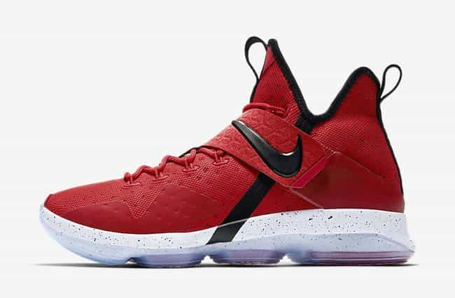 Nike LeBron 14 is listed (or ranked) 2 on the list The Coolest LeBron James Signature Shoes, Ranked
