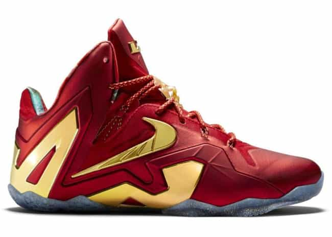 Nike LeBron 11 is listed (or ranked) 4 on the list The Coolest LeBron James Signature Shoes, Ranked
