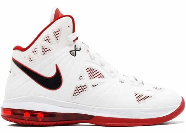Nike LeBron 8 is listed (or ranked) 4 on the list The Coolest LeBron James Signature Shoes, Ranked