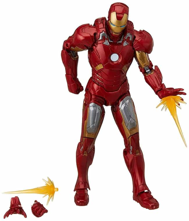 Marvel Studios: The Firs... is listed (or ranked) 2 on the list The Best Avengers Figures From The Marvel Legends Line
