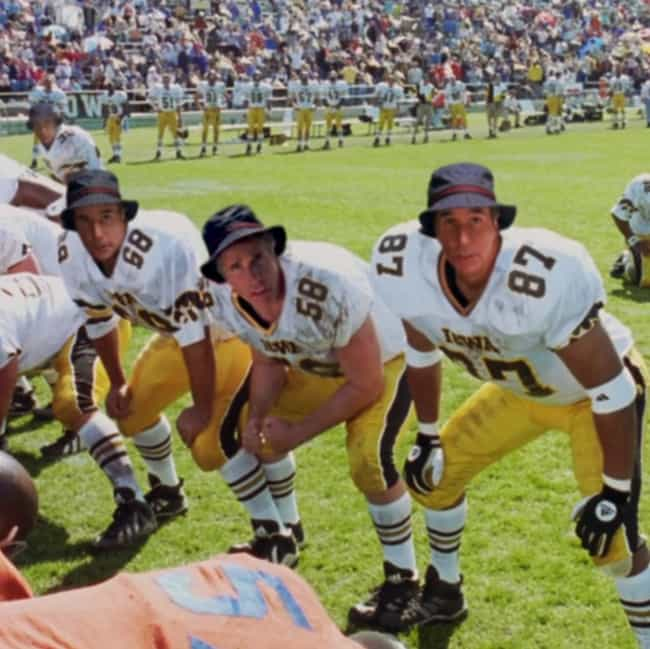 Water Sucks is listed (or ranked) 1 on the list The Most Hilarious Quotes From 'The Waterboy'