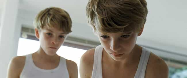 Goodnight Mommy is listed (or ranked) 4 on the list Pretty Good Horror Movies That Make You Never Want To Be A Parent