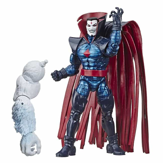Marvel Hasbro Legends Series 6... is listed (or ranked) 4 on the list The Best X-Men Marvel Legends Figures, Ranked