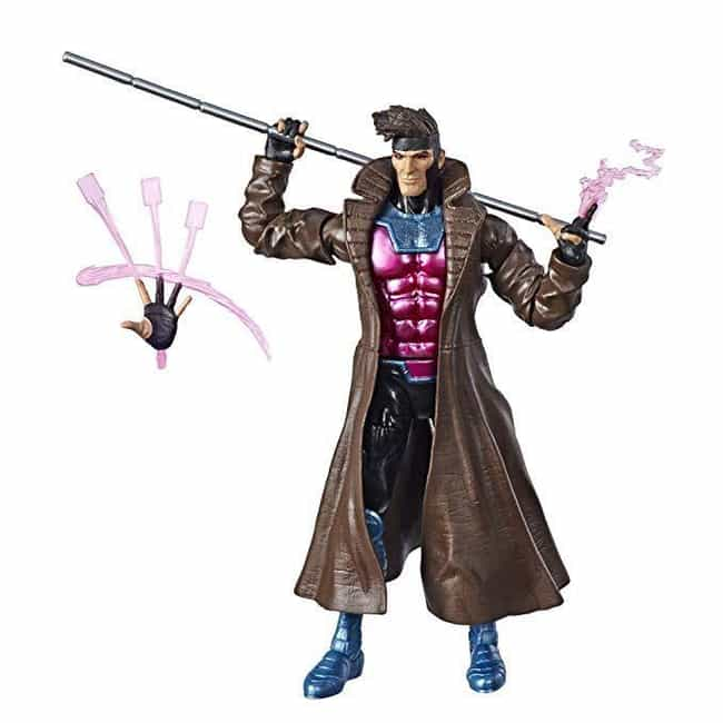 Marvel Hasbro Legends Series 6... is listed (or ranked) 2 on the list The Best X-Men Marvel Legends Figures, Ranked