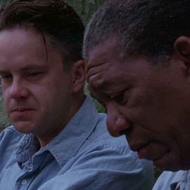 I'm In Here is listed (or ranked) 3 on the list The Best 'Shawshank Redemption' Quotes Will Set You Free