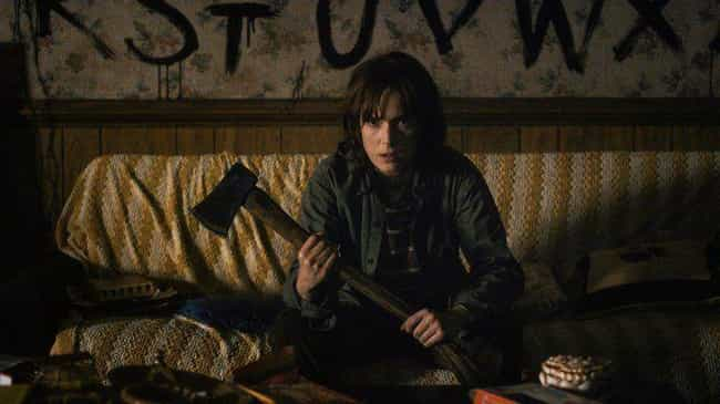 Characters Take Prozac F... is listed (or ranked) 4 on the list Every Inaccuracy In The 'Stranger Things' Version Of The Early '80s
