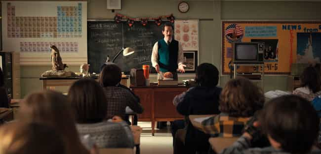 The Periodic Table In The Scie... is listed (or ranked) 3 on the list Every Inaccuracy In The 'Stranger Things' Version Of The Early '80s