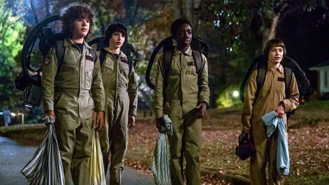 The Boys Shouldn't Know What P... is listed (or ranked) 6 on the list Every Inaccuracy In The 'Stranger Things' Version Of The Early '80s