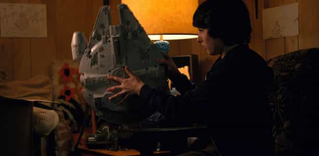 The Millennium Falcon Model Is... is listed (or ranked) 4 on the list Every Inaccuracy In The 'Stranger Things' Version Of The Early '80s