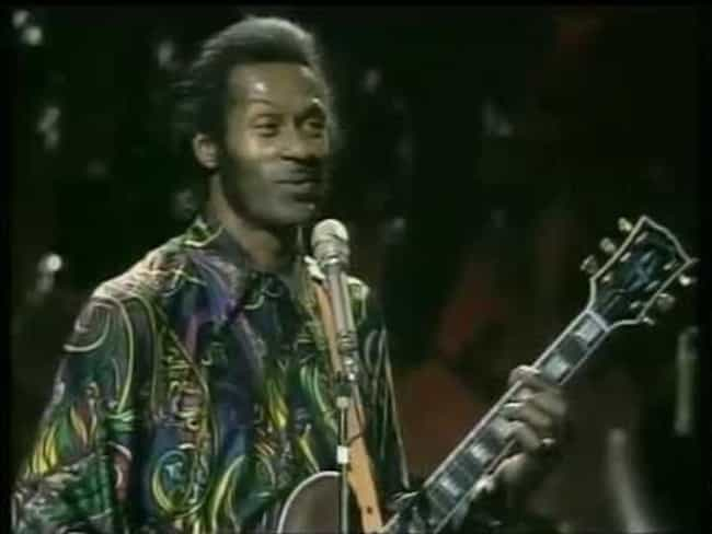 Chuck Berry: 'My Ding-A-Ling' is listed (or ranked) 1 on the list The Dorkiest Songs About Doin' It Ever Made