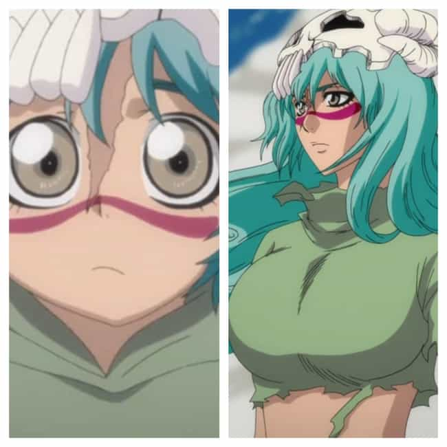Nelliel Tu Odelschwanck - 'Ble... is listed (or ranked) 3 on the list 15 'Ugly Duckling' Anime Characters Who Became Hot