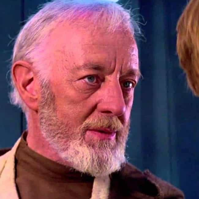 Always Be With You is listed (or ranked) 4 on the list The Best and Wisest Obi-Wan Kenobi Quotes