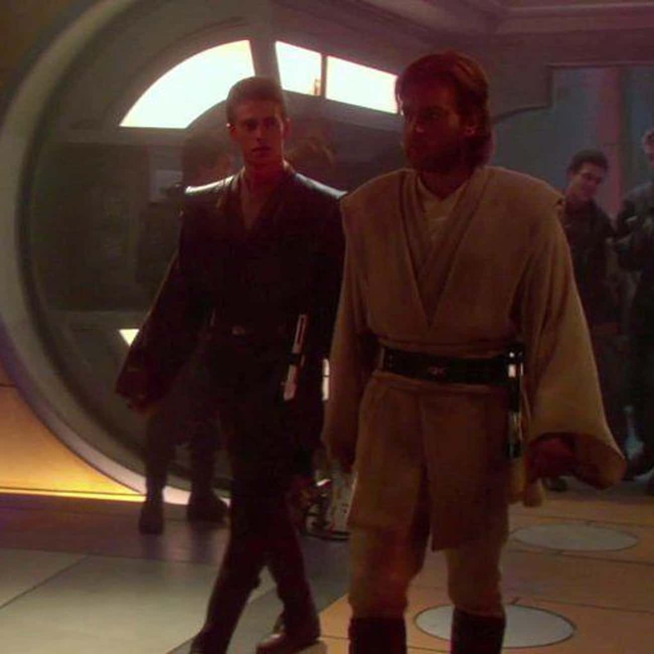 The Death Of Me is listed (or ranked) 2 on the list The Best and Wisest Obi-Wan Kenobi Quotes
