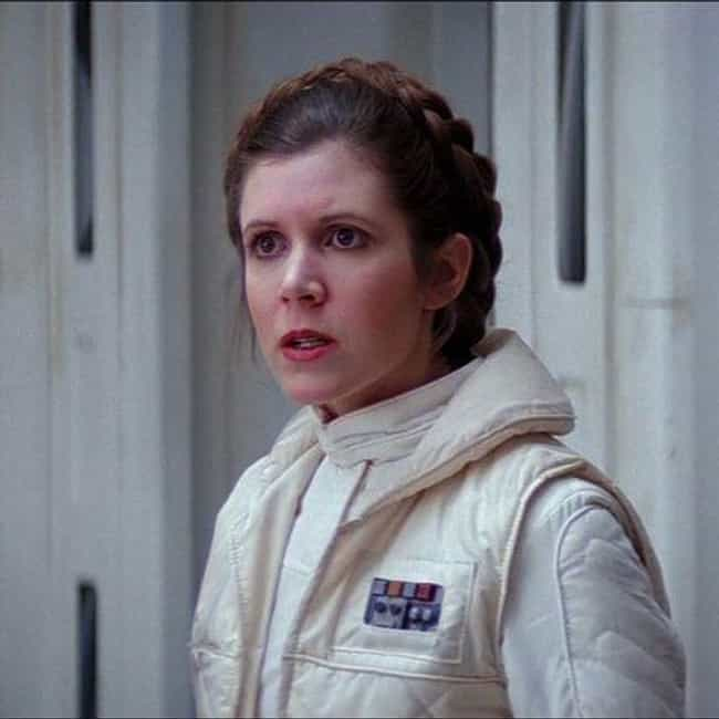 Nerf Herder is listed (or ranked) 1 on the list The Best, Most Rebellious Princess Leia Quotes