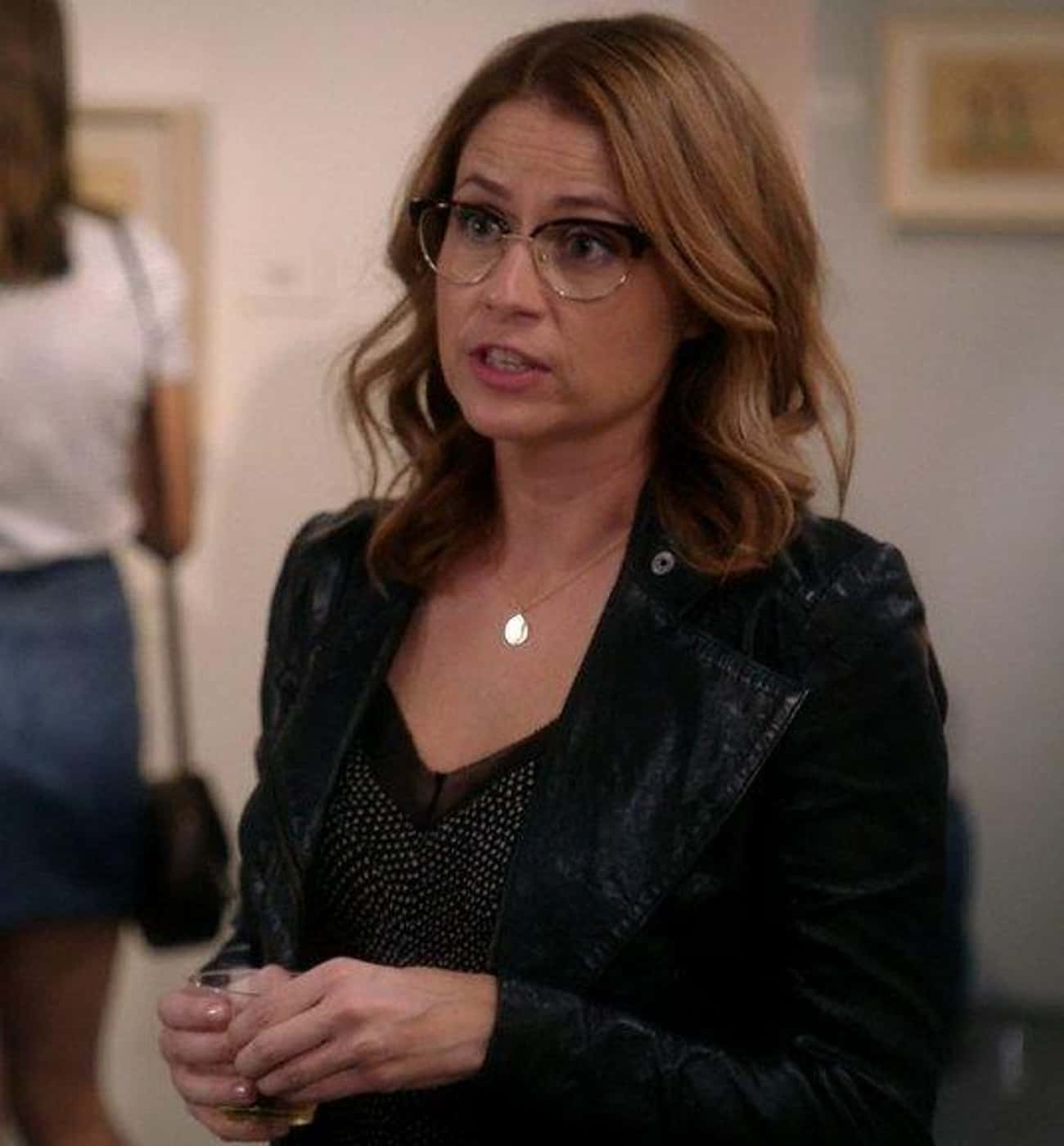 Read More on Jenna Fischer is listed (or ranked) 3 on the list The Two Men Who Stole Jenna Fischer's Heart