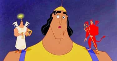 Yzma Chose Kronk As Her Assistant Specifically Because He's So Dumb