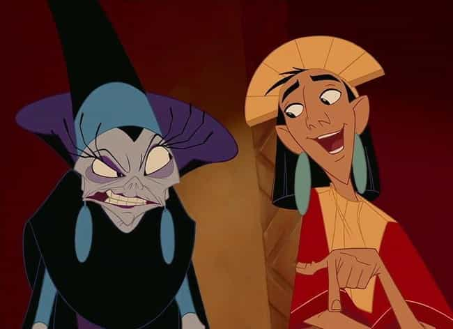 Yzma Is Immortal - And Actuall... is listed (or ranked) 4 on the list 'The Emperor's New Groove' Fan Theories That Just Might Be True