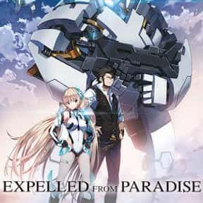 Expelled from Paradise is listed (or ranked) 6 on the list The Best Japanese Language Movies on Netflix
