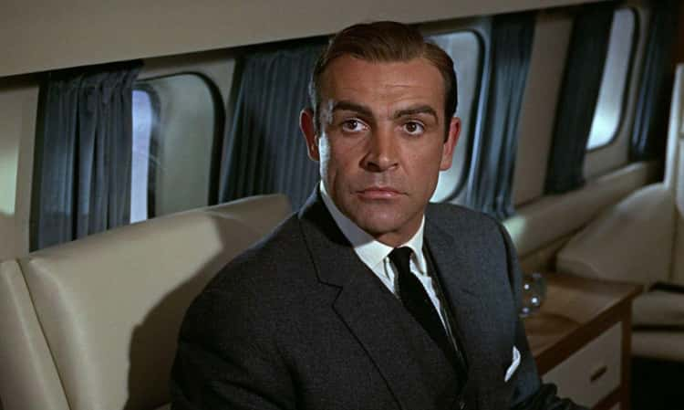 He Accepted His Own Baldness, But Bond Was Given A Toupee Anyway