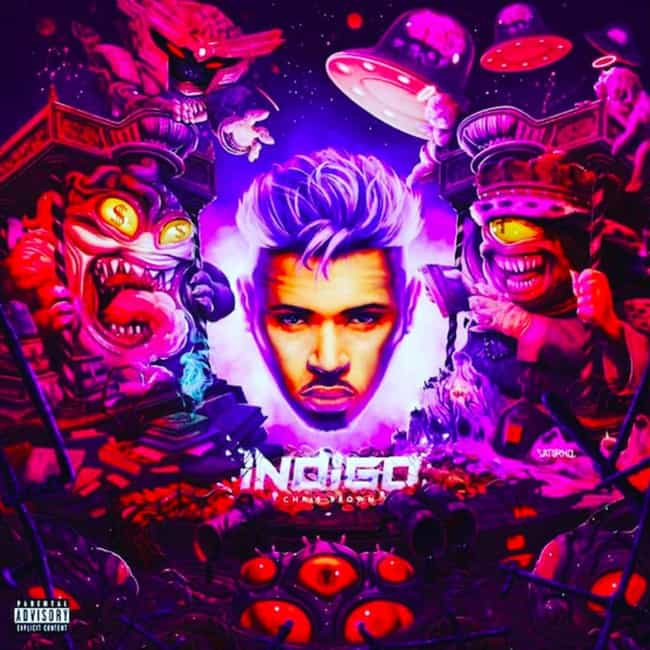 Indigo is listed (or ranked) 8 on the list The Best Chris Brown Albums of All Time