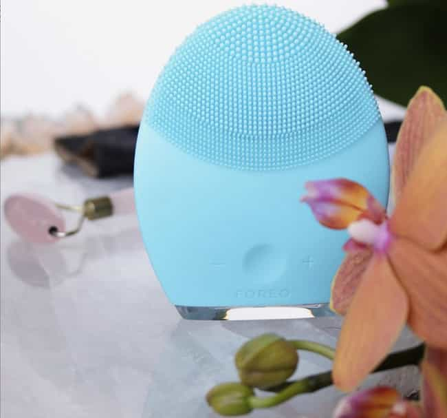 FOREO LUNA 2, a silicon scrubb... is listed (or ranked) 3 on the list Some Of The Best Skincare Tools We Could Find On Amazon Are Also Kind Of Weird