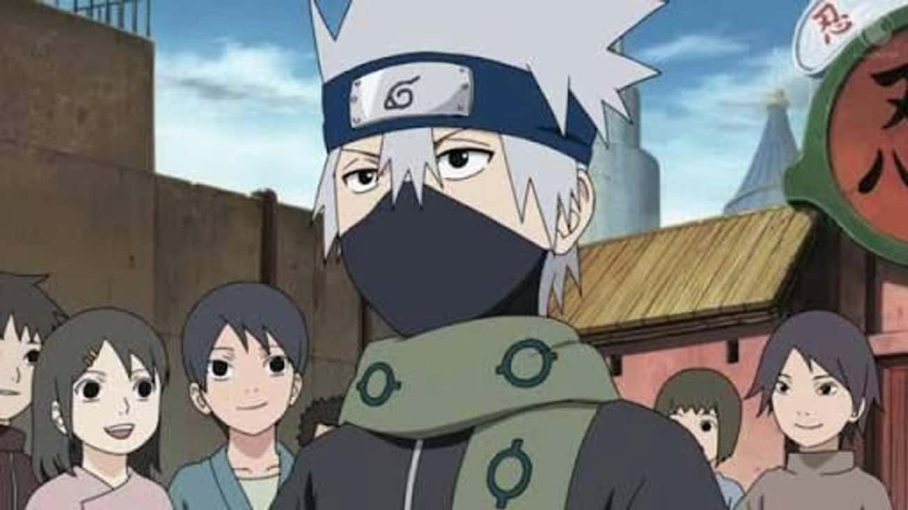 He Was A Child Soldier is listed (or ranked) 2 on the list 13 Things You Didn't Know About Kakashi Hatake