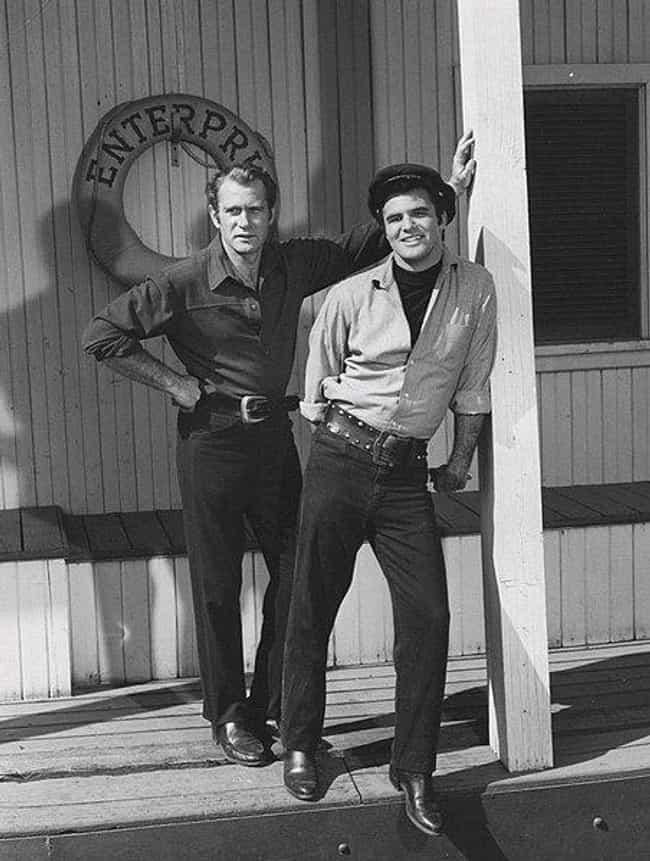 Spencer Tracy Gave Him The Bes... is listed (or ranked) 4 on the list Unbelievably Macho Tales Of Burt Reynolds From His Heyday