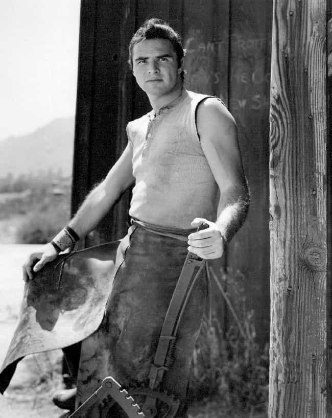 He Told Marlon Brando Off Afte... is listed (or ranked) 4 on the list Unbelievably Macho Tales Of Burt Reynolds From His Heyday