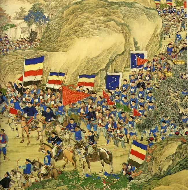 Xiuquan Attracted Millions Of ... is listed (or ranked) 4 on the list How One Man's Delirious Vision Led Half A Million Chinese To Rebel Against The Qing Dynasty
