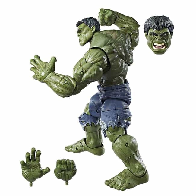 Avengers Marvel Legends Series... is listed (or ranked) 1 on the list The Best Avengers Figures From The Marvel Legends Line