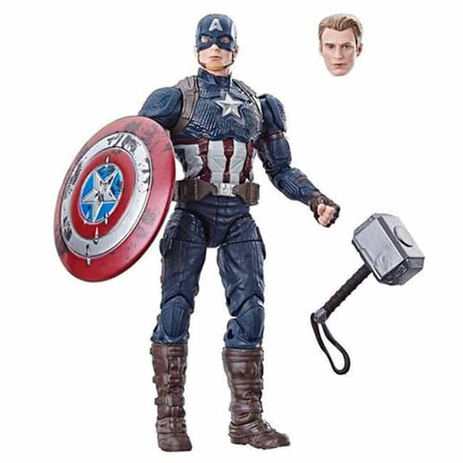 Marvel Legends Worthy Ca... is listed (or ranked) 1 on the list The Best Avengers Figures From The Marvel Legends Line