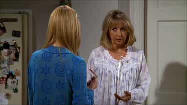 Phoebe's Real Mom And Dad Aban is listed (or ranked) 1 on the list Despite The Laughs, Phoebe's Backstory On 'Friends' Is Pretty Dark