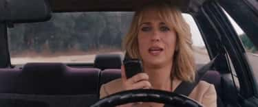 Wiig Contemplated Urinating Out Of The Car Window To Get O'Dowd To Laugh