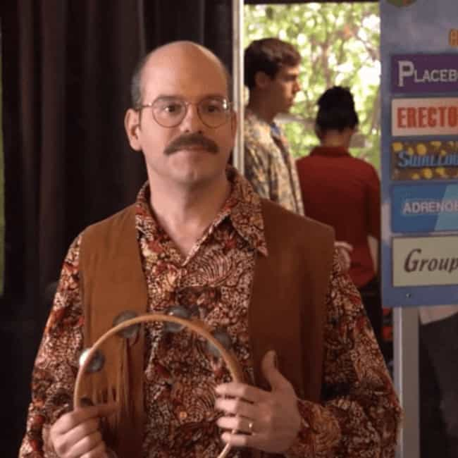 Twice Over is listed (or ranked) 4 on the list The Best Tobias Fünke Quotes From 'Arrested Development'