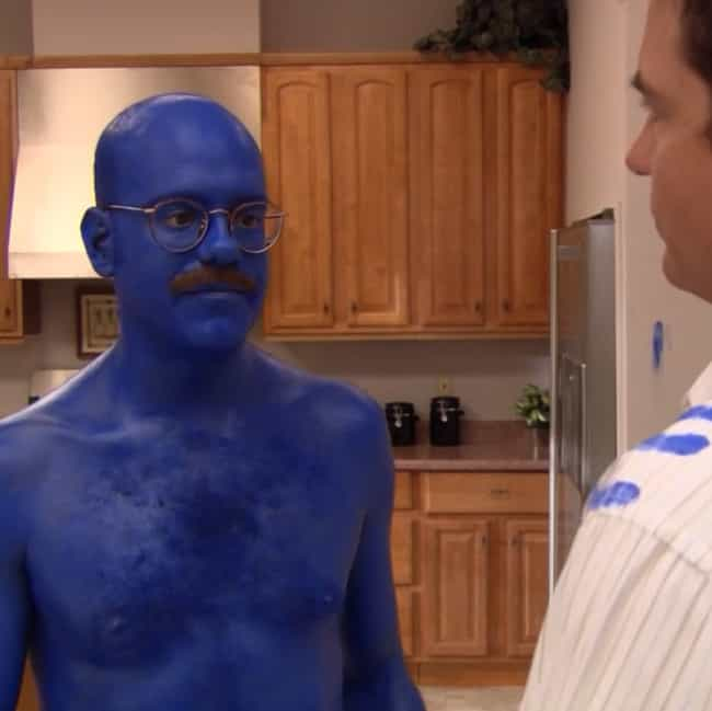 Blue is listed (or ranked) 1 on the list The Best Tobias Fünke Quotes From 'Arrested Development'
