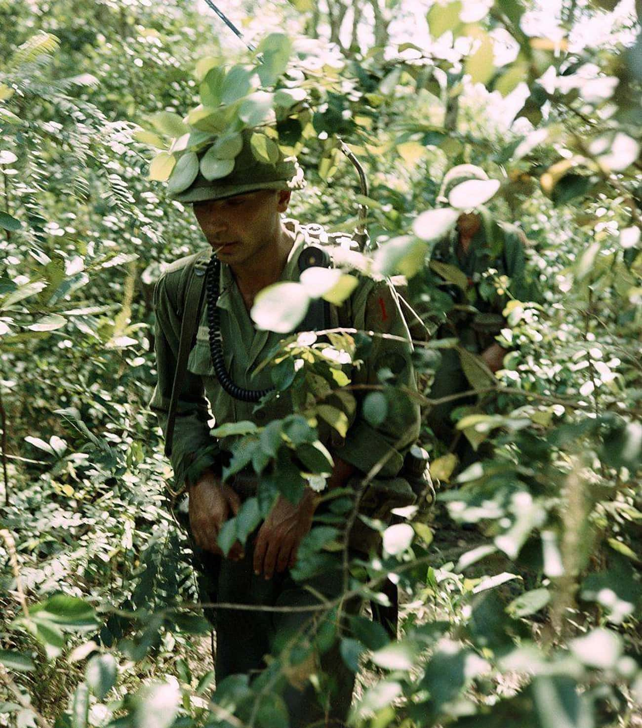 No One Asked, And No One Cared is listed (or ranked) 1 on the list Vietnam Veterans Describe What It Was Like Coming Back To The States