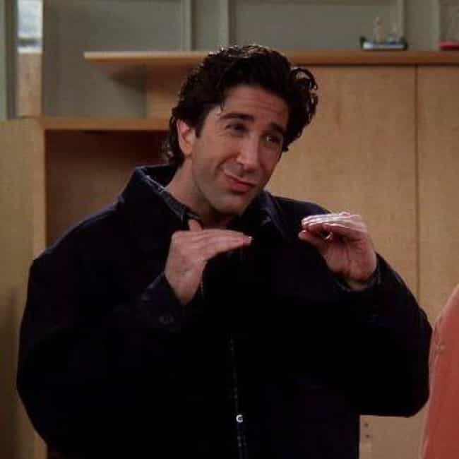 I'm Not One is listed (or ranked) 4 on the list The Best Things Ever Said by Ross: The Divorce Force