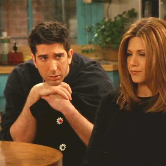 On A Break is listed (or ranked) 2 on the list The Best Things Ever Said by Ross: The Divorce Force