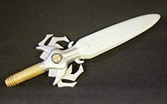 The He-Man Power Sword is listed (or ranked) 4 on the list '90s Toys Whose Commercials Were Way Better Than The Real Thing