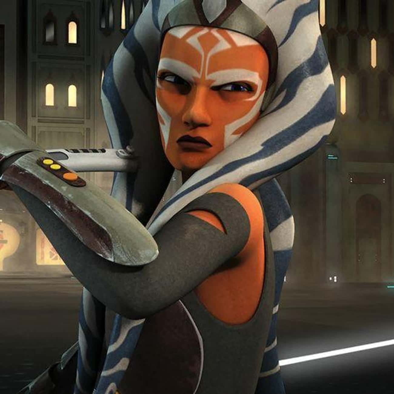 I'll Tell You What is listed (or ranked) 4 on the list The Very Best Ahsoka Tano Quotes, Ranked